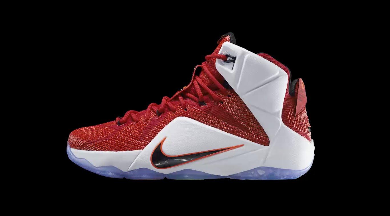 Pub: Nike LeBron 12 Heart of a Lion