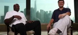 Shaq a mis plusieurs années avant de se rendre compte que Yao Ming parlait anglais