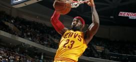 Les highlights de Chandler Parsons, Dirk Nowitzki, LeBron James et Kyrie Irvng