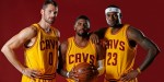 trio cavs love irving james