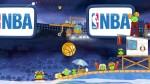 Un Angry Birds version NBA