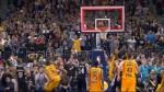 Vidéo: l'Alba Berlin bat les Spurs sur un incroyable shoot aubuzzer deJamel McLean