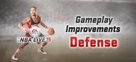 Vidéo: les améliorations défensives du gameplay de NBA Live 15