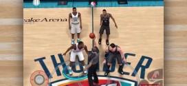 [Vidéo] NBA 2K15 sur mobiles