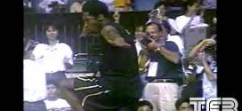 Vintage: quand Kobe Bryant enflammait le public philippin