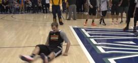 PJ Tucker force les rookies des Suns à danser