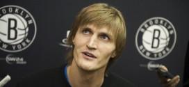 Officiel: Andrei Kirilenko aux Sixers; Malcolm Lee coupé