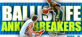 Mixtape: Ballislife Ankle Breakers Vol. 3