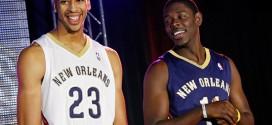 [Interview] Jrue Holiday « Anthony Davis estle meilleur ailier-fort de toute la NBA »