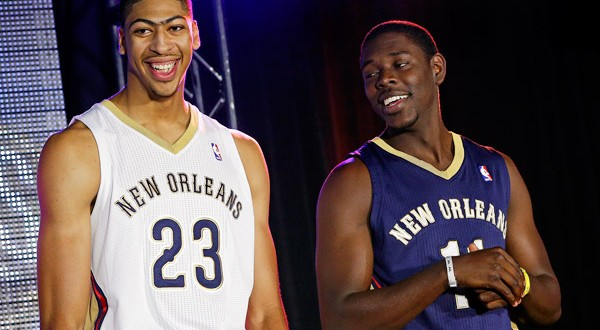 [Interview] Jrue Holiday « Anthony Davis est le meilleur ailier-fort de toute la NBA »