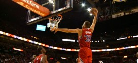 Le alley-oop Chris Paul – Blake Griffin