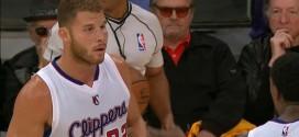 Les highlights de Blake Griffin (39 pts), Kobe Bryant (21 pts) et Jamal Crawford (22 pts)