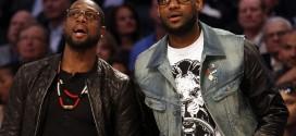 Dwyane Wade ne s'inquiète pas pour LeBron James et les Cavs