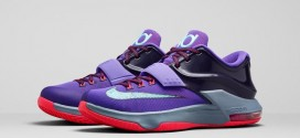 Kicks: les Nike KD7 Lightning 534