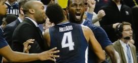 NCAA: le contre décisif monstrueux de JayVaughn Pinkston