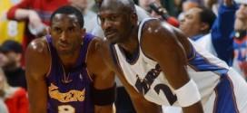 Kobe Bryant n'est pas convaincu par le parallèlefait avec leMichael Jordan desWizards