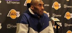 Kobe Bryant s'est surpris lui-même sur son dunk