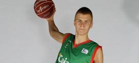 Kristaps Porzingis se présente à la draft