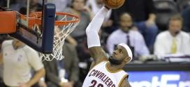 Top 10: LeBron James à la passe et à la conclusion; Kyle Lowry fait tout