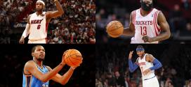 Analyse Vidéo : Qui est le meilleur attaquant de NBA ? (LeBron, Durant, Melo, Harden)