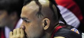 Photos: l'incroyable coiffure de Rogemar Menor