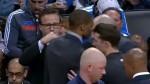 Russell Westbrook et Scott Brooks prennent soin l'un de l'autre