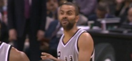 Les highlights de Tony Parker: 22 points et 7 passes