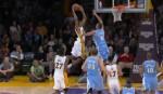 Wesley Johnson dunk