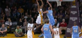 Top 10: doublé pour Wesley Johnson