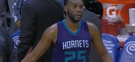 Al Jefferson justifie sa maladresse par la mauvaise défense des Lakers