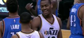 Chiffres du jour:La grosse 1èremi-temps de Kobe Bryant et Carlos Boozer; Le Jazz présent au rebond
