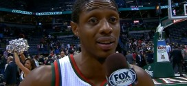 [Interview] Brandon Knight: « On ne veut pas aller en playoffs pour faire de la figuration »