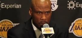 Pour Byron Scott les Lakers ont envoyé un match message à Kobe Bryant