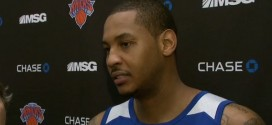 Carmelo Anthony: Dwight Howard a durement essayé de me convaincre