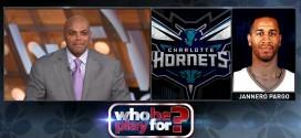 Charles Barkleyest toujours aussi mauvais au jeu «pour quelle équipe joue-t-il ?»