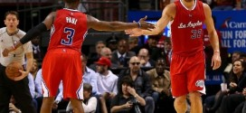 Chris Paul et Blake Griffin s'amusent à Miami