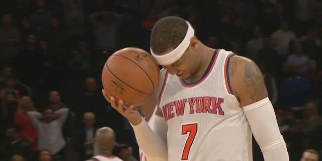 Analyse Vidéo : Les Knicks doivent-ils échanger Carmelo Anthony ?