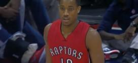 DeMar DeRozan et Lou Williams mènent les Raptors à une 6e victoire de suite