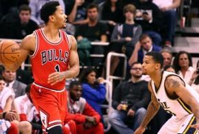 Chicago retrouve Derrick Rose et la victoire contre Utah