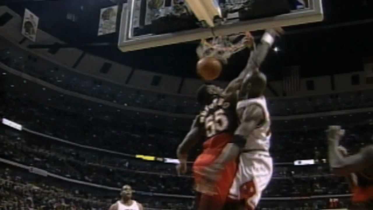 Dikembe Mutombo: Michael Jordan ne pas dunké dessus