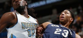 Denver active avec brio le plan anti-Anthony Davis