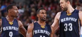 Memphis casse la belle série des Blazers