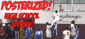 High School:Hamidou Diallo (1m93) écrase une énorme claquette sur la tête d'un pivot de 2m13