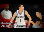 Highlights : les 28 points de Zach LaVine face aux Lakers