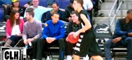 Highlights: Stephen Curry apprécie la performance de Mike Bibby Jr