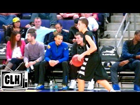 Highlights: Stephen Curry apprécie la performance de Mike Bibby Jr