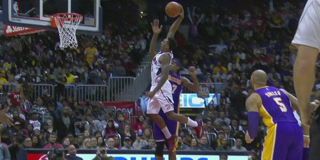Top 10 dunks de la semaine: Jeff Teague, Jeff Green et Tayshaun Prince s'envolent