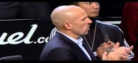 Jason Kidd hué pour son retour à Brooklyn