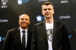 NBA: Brooklyn Nets-Press Conference