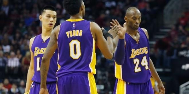 Les Lakers se payent les Rockets à Houston !